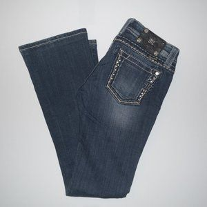 Miss Me 28x30 Bootcut Jeans